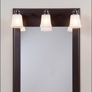 Mirrors with Lights at Pioneer Lighting, Inc