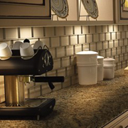 Undercabinet Lights at Shack Design Group