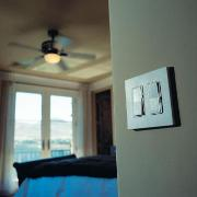 Lutron Fan Controls at Canton Lighting